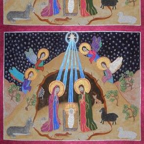 Silent Night Nativity