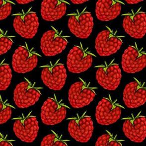 Raspberries - Black