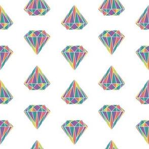 Diamond Geometric Rainbow (small)