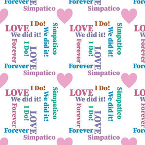 Wedding Love Text