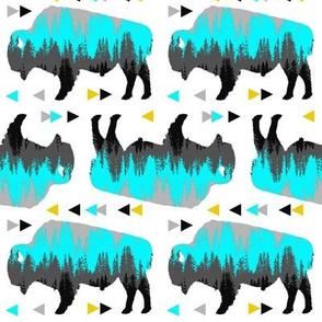 bison pattern a