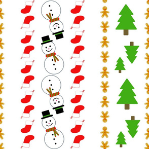 Christmas Decoration Stripes