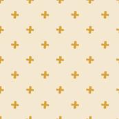 Cross Plus - Vanilla Marigold