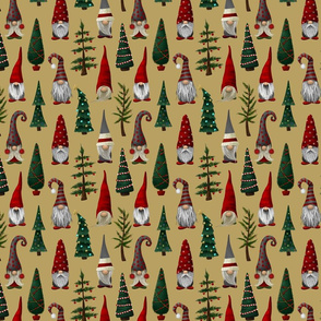 Gnomes in Beige