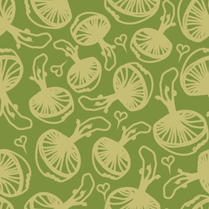 tea-party-collection-coordinate-green-bg-texture-seamless-stock-spoonflower