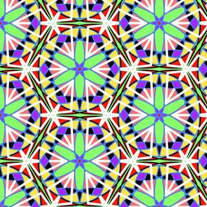 Minty Kaleidoscope