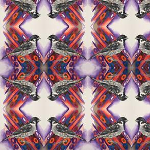 Sparrow Kaleidoscope