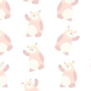 Pastel Bears (Large Size)