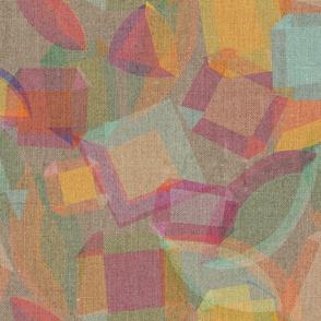 Modern Kaleidoscope Jewels