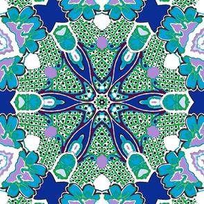 Bohemian Kaleidoscope