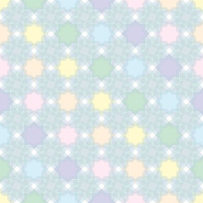 Pastel-Kaleidoscope