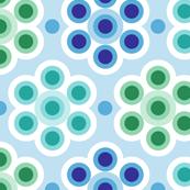 Kaleidoscopic Flowers