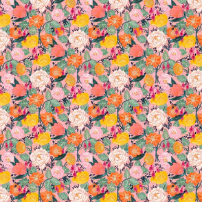 Florid mini - pink