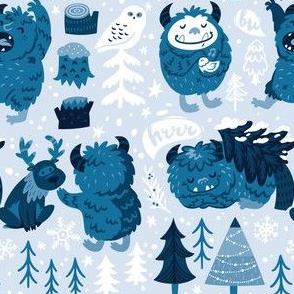 bigfoot creatures