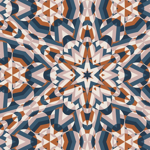 Colliding Kaleidoscope