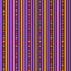 Color Blocking -  vertical