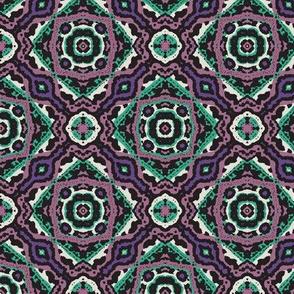 Andy Geo - Purple/Teal
