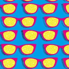 Citrus Coloured Glasses