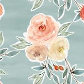 JUMBO // floral wallpaper floral duvet cover king queen
