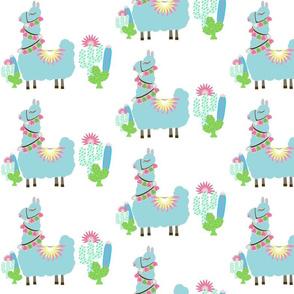 Fancy mint MED 7 Glammy LLAMA cactus