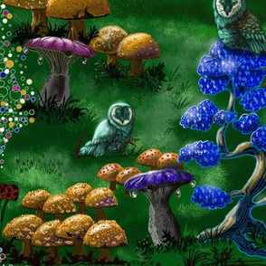 Jewel Painted Forest