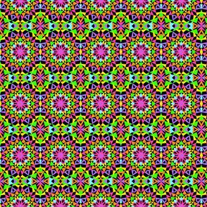 Kaleidoscope Artwork Night Small