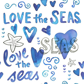Love the Seas