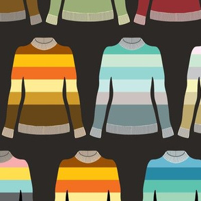 Kaleidoscope of Sweaters