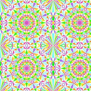 Kaleidoscope Burst Small
