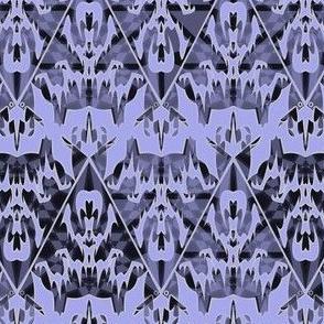 Gothic Filigree -- In Purple
