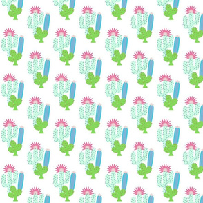 Fancy cactud mint MED231
