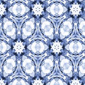 Kaleidoscope blue 16