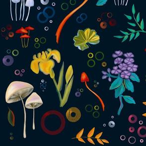 Mushroom Wonderland