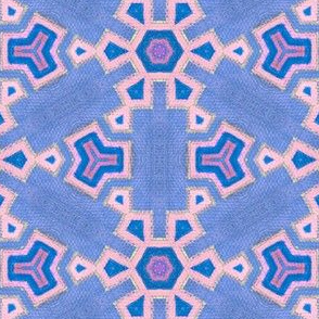 aztec snowflake 6