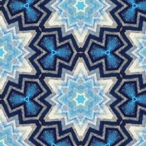Elegant Hamptons Snowflake