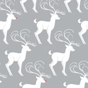 Rudolph & Friends Grey