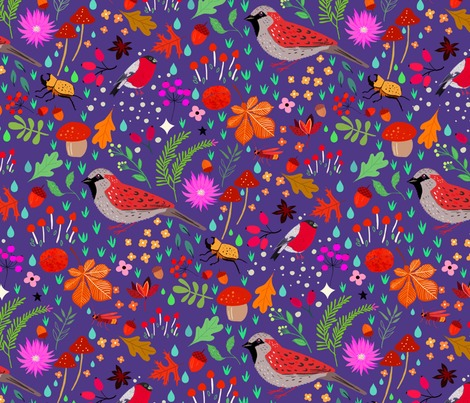 Rrrrrrrrforrest-friends-pattern-spoonflower_contest298181preview