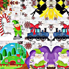 whimsical winter-ed
