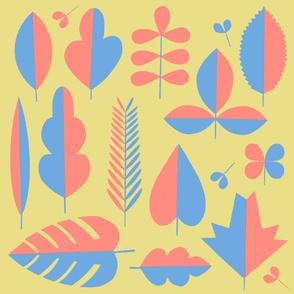 Minimal Leaves