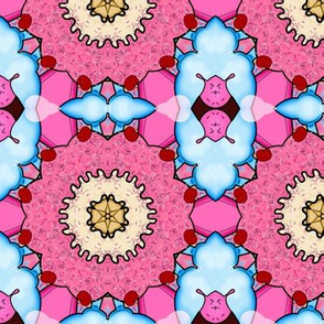 Ice-cream Kaleidoscope 2