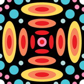 09436623 : irradiate 4m : trendy1950s K
