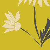 Large Flowers Pattern
