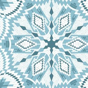 nordic  kaleidoscope BG