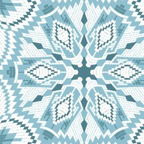 nordic  kaleidoscope (jumbo)