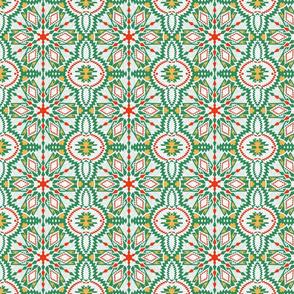 nordic  kaleidoscope RGY25