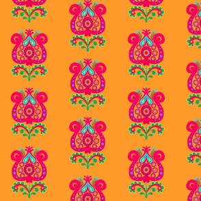 psychadelic paisley pattern