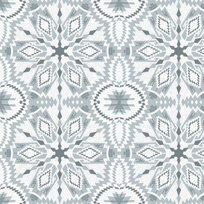 nordic  kaleidoscope grey50