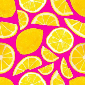 Pop Art Lemons