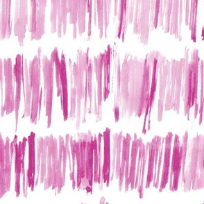 Burgundy watercolor brushstroke stripes