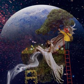 Planet Thinking Tree